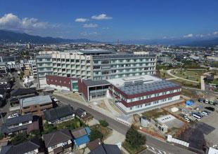 県内医療施設のイメージ